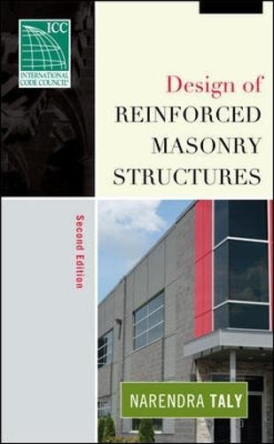 Design of Reinforced Masonry Structures (2009 Ibc)
