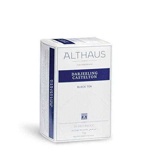 Althaus Deli Pack Darjeeling Castelton 20 x 1,75 g
