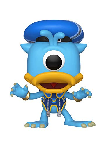 Funko - Pop.Color Kingdom Hearts 3 Color Donald (Monsters Inc, 34059