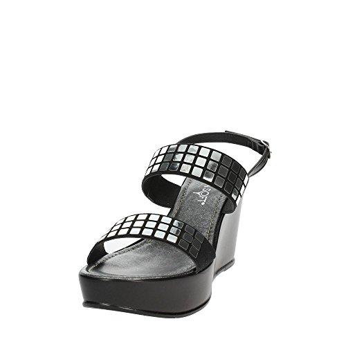 Cinzia Soft IAD18873 002 Sandale Femme Noir