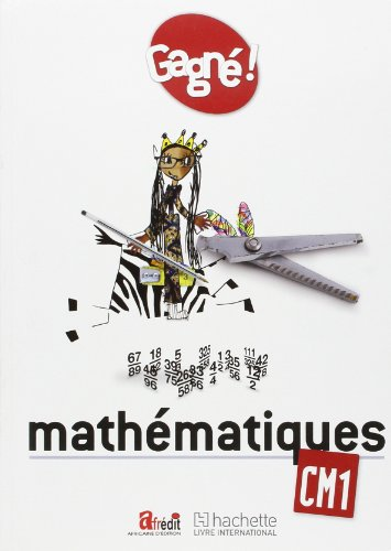 Gagne ! Maths CM1 Eleve - Cameroun