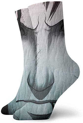 GanQuanXianYanCuiCuiZaoCanMianPiDian Nar-nute lustige Casual Socken Soft Für Männer Frauen