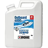 Ipone 800569Olio motore Outboard 4000Rs 4Tempo sintetici più 25W40motore