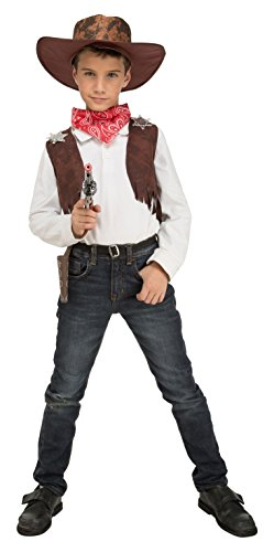My Other Me Me-204411 Disfraz Yo quiero ser cowboy 3-5 años Viving Costumes 204411