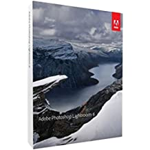Adobe Photoshop Lightroom 6 - Software de gráficos (Caja, Completo, Windows 7 Enterprise,Windows 7 Enterprise x64,Windows 7 Home Basic,Windows 7 Home Basic..., Mac OS X 10.7 Lion,Mac OS X 10.8 Mountain Lion,Mac OS X 10.9 Mavericks, Win/Mac, Francés)