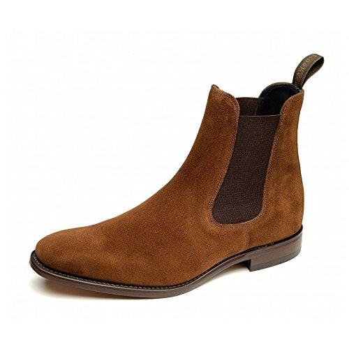 loake-botas-chelsea-hombre-color-marron-talla-43-eu