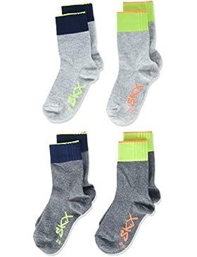 Skechers Socks, Calcetines Deportivos para Niños