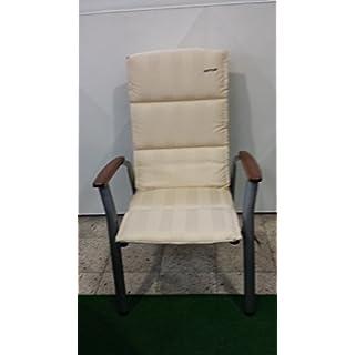 Kettler 01443-280 Sesselauflage Alu-Plus Hochlehner