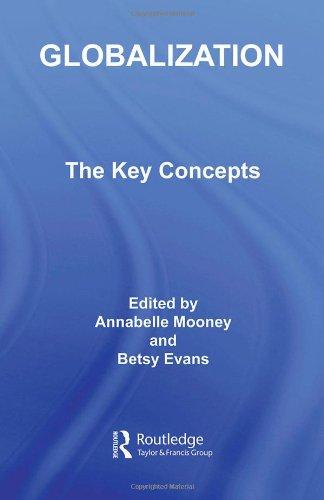 globalization key concepts