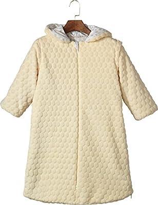 i-baby - Bolsa para dormir para bebé, saco de manejo termal del crecimiento que dura más. Amarillo/Verde