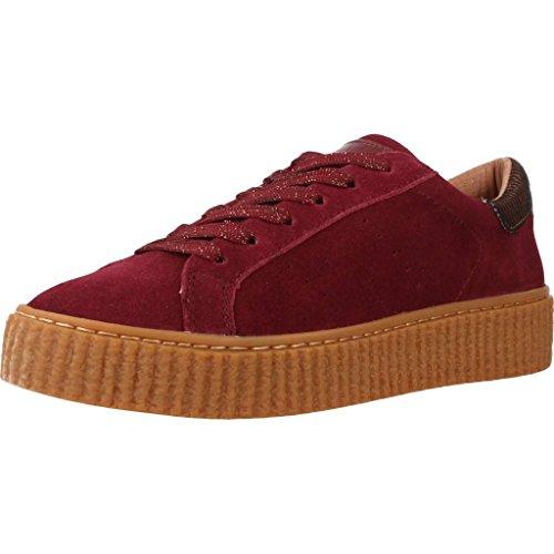 Sport scarpe per le donne, color Borgogna , marca NO NAME, modelo Sport Scarpe Per Le Donne NO NAME PICADILLY Borgogna