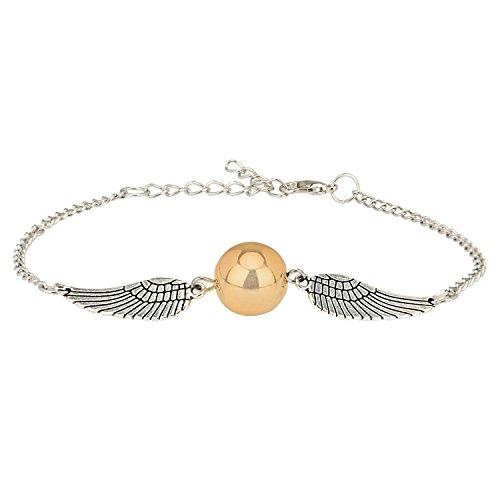 Oviya Single Strand Wings Bracelet for Men and Women BR7200267R