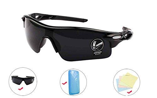 hotservice1gafas de deporte al aire libre Ciclismo bicicleta UV400Ciclismo gafas gafas