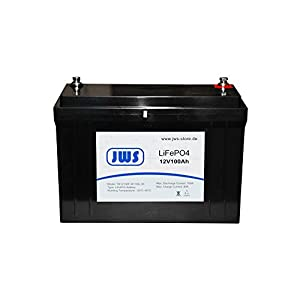 Lithium Batterie Solar Batterie 100Ah 12V LiFePO4 Battery