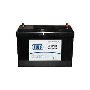 Lithium LiFePO4 Batterie 100Ah 12V