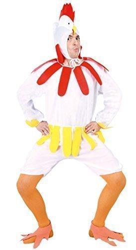 Herren 6 Piece Damen Huhn Türkei Weihnachten Thanksgiving Fest Kostüm Kleid Outfit Groß