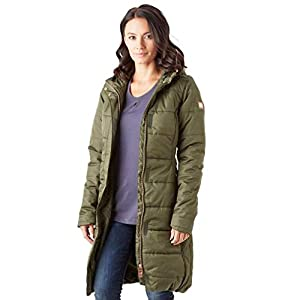 Regatta Damen Fermina Ii Quilted Water Repellent Insulated Hooded Jacke
