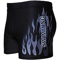 Borlai Moda para Hombre Pantalones Cortos de Baño Pantalones de Baño Ropa Interior Calzoncillos Boxer