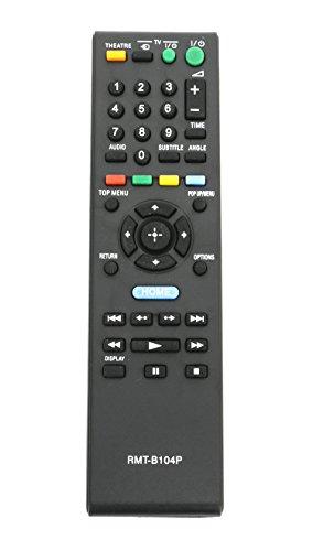 Preisvergleich Produktbild Neue Ersatz Fernbedienung rmt-b104p RMT B104P RMTB104P Sub RMT BDP-S185rmt-b102a Passform f¨¹r Sony Blu-Ray-DVD-Player System.