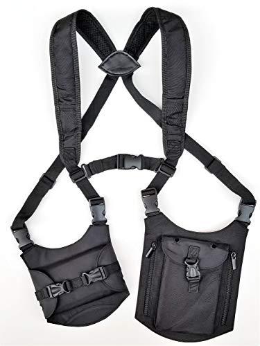Unterarm-Schultertasche für Handy, zum Radfahren, Radfahren, Laufen, Sport, Mehrzweck-Tragegurt, sichere Tasche für Reisen Reisepass, Geldträger -