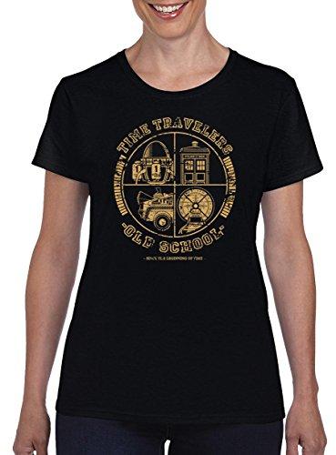 TSP All Time Travellers Damen T-Shirt M ()