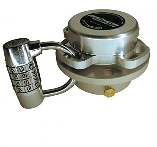 Atkinson Locking Oil Filler Cap with Padlock - AFC2000-PL
