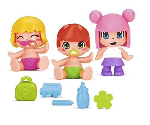 Pinypon - Niños y Bebés, Pack A (Famosa 700014032)