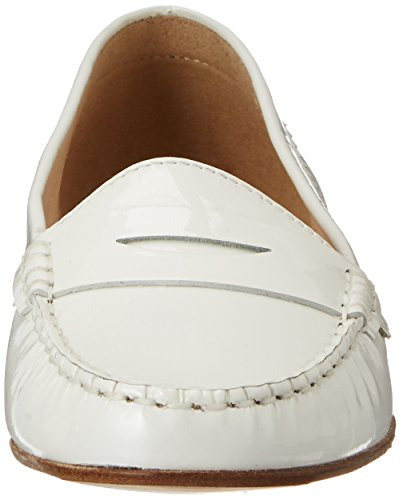 Sioux Ladies Sebia Mocassino Bianco (bianco)