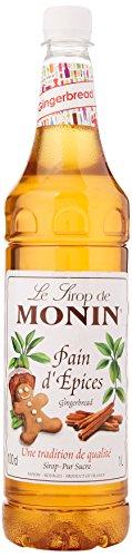 Monin Premium Gingerbread Syrup 1L