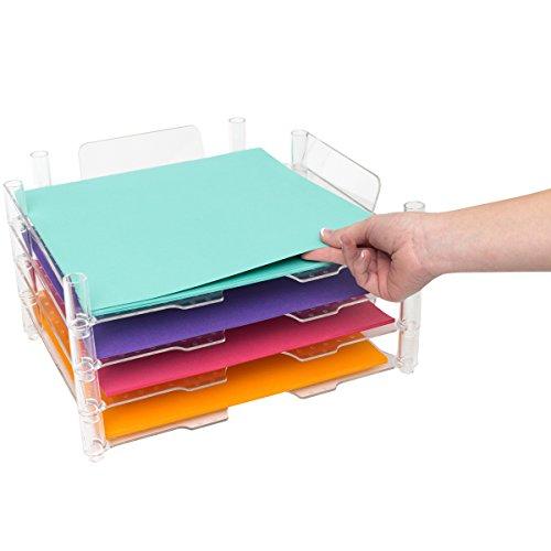 we-r-memory-keepers-piatti-di-carta-impilabile-in-acrilico-12-x-12-cm-4-pezzi-colore-trasparente-con