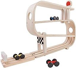 Plan Toys Ramp Racer Car Playset