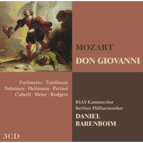 """Don Giovanni : Act 1 """"Presto, presto, pria ch'ei venga"""" [Masetto, Zerlina, Don Giovanni, Chorus, Donna Elvira, Don Ottavio, Donna Anna, Leporello]"""
