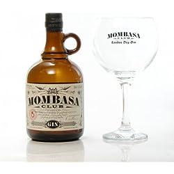 Mombasa Club 70 cl con copa Mombasa