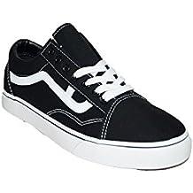 PRIMAR SHOES Zapatilla Lona Estilo Vans-Elegant 063 Zapatillas Lona Tipo Vans Elegant Moda Classic