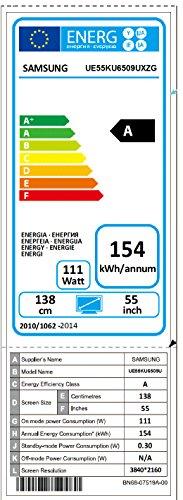 Samsung UE55KU6509 138 cm(55 Zoll) 4k Fernseher - 2