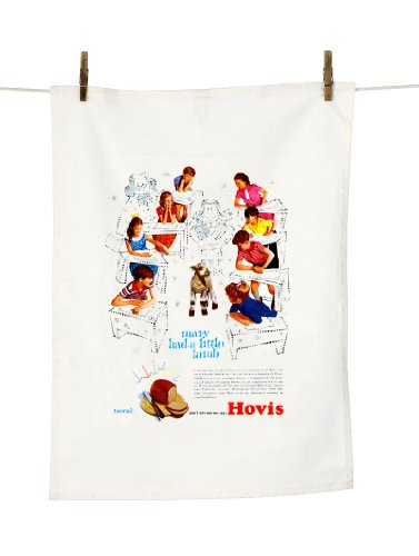 hovis-1963-tea-towel