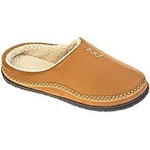 Coolers Zapatillas de casa para hombre, tallas 41 a 47,5