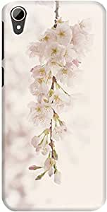 DailyObjects Branch of Blossoms Case For HTC Desire 828