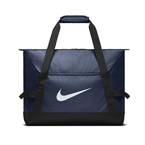 Nike Academy Team Tasche Medium, Midnight Navy/Black/White, 48.5X 30.5 x 38 cm