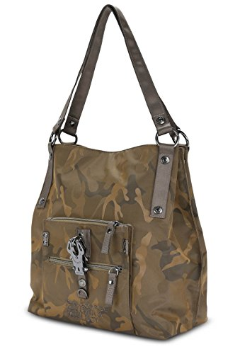 George Gina & Lucy Easy Angel Borsa a spalla 31 cm Marrone