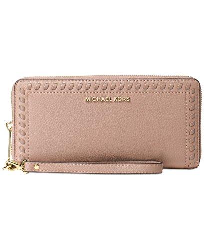 MICHAEL Michael Kors Lauryn Travel Continental Wallet (Michael Kors Wallet Sale)