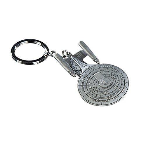 QUANTUM Mechanix Star Trek Enterprise qst030D Schlüssel Kette Star Trek Science
