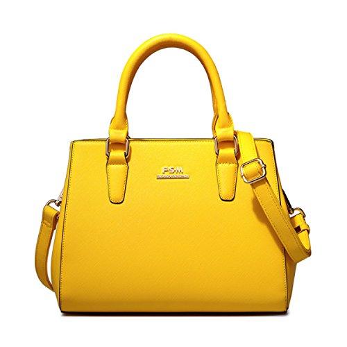Borsa Da Donna Elegante Borsa A Tracolla Moda Borsa A Tracolla Piccola Borsa Da Donna Yellow