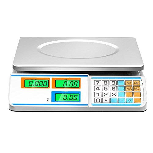 Smart Küchenwaage Digitalwaage Elektronische Waage Kochen Digitale Backen LED-Bildschirm Lebensmittelwaagen Professionelle Waage