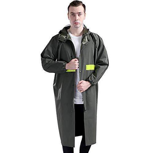 SHUHANX Wasserdichter Regenponcho Camouflage Erwachsene Regenmantel Für Männer Frauen wasserdichte Regen Mantel Im Freien Reise Camping Angeln Regenbekleidung Anzug Hohe Qualität