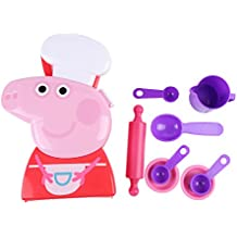Peppa Pig - Chef Case, maletín, color rojo (HTI VHTI_1680769)