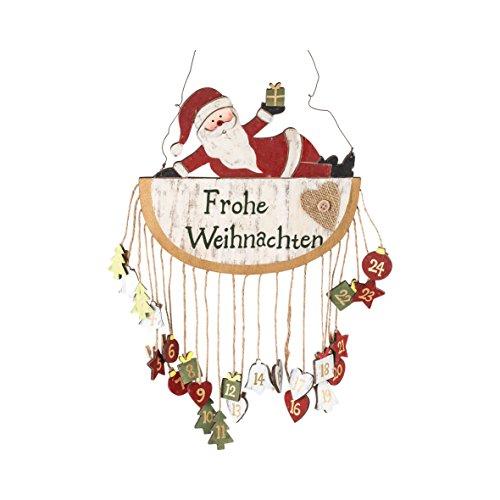pajoma Adventskalender Frohe Weihnachten zum Befüllen