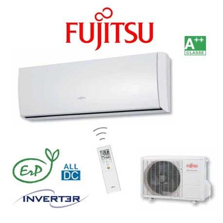 FUJITSU - UNIDAD INTERIOR SPLIT PARED INVERTER ASYG12LUCA