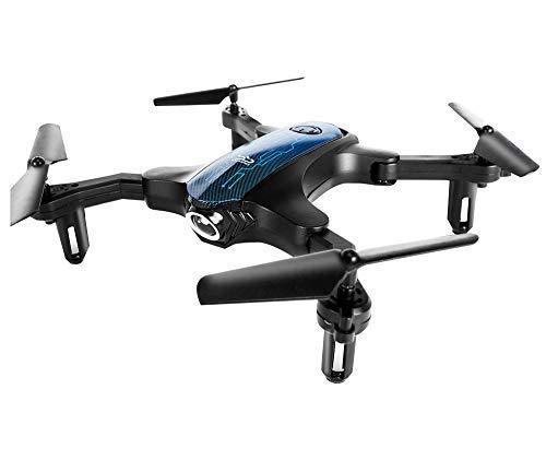 Ironpeas Drohne für Anfänger, transportierbarer Mini RC-Quadrocopter mit faltbaren Armen