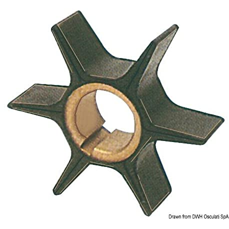 Girante YAMAHA MARINER 6 8 HP English Impeller YAMAHAMARINER 6 8HP